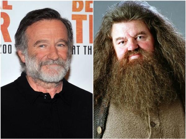 Danh hài đình đám người Mỹ - Robin Williams - từng bị đạo diễn Chris Columbus từ chối thẳng thừng.(Ảnh: Internet)