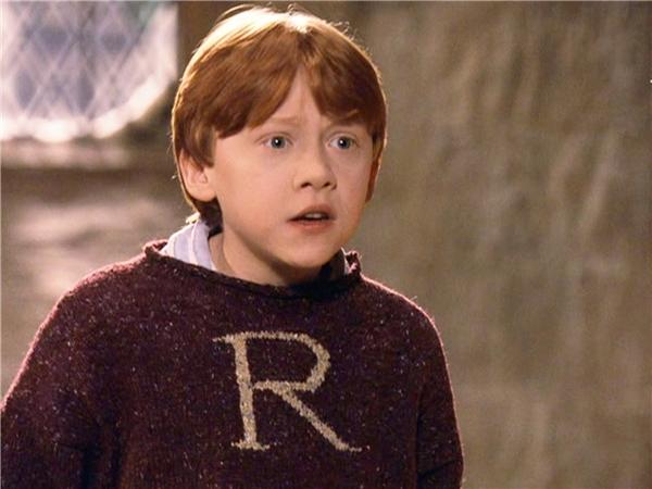 """""""Chúng tôi đều nói: 'Nhìn vẻ mặt của cậu bé Rupert đó kìa… Là Ron đấy! Nhìn mặt cậu ấy xem"""" – bà Janet kể lại.(Ảnh: Internet)"""