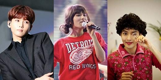Những idol khiến fans hoang mang về giới tính thật