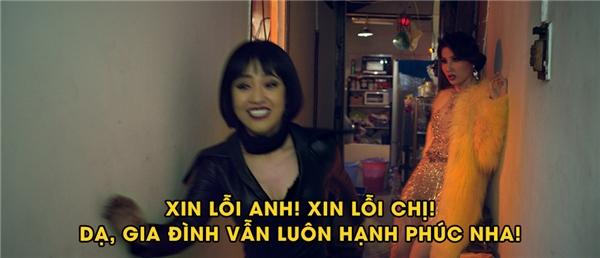 """Câu thoại bá đạo, kết hợp cùng chất giọng đặc trưng của Puka và Nam Thư khiến nhiều khán giả """"cười bung nắp não''. - Tin sao Viet - Tin tuc sao Viet - Scandal sao Viet - Tin tuc cua Sao - Tin cua Sao"""