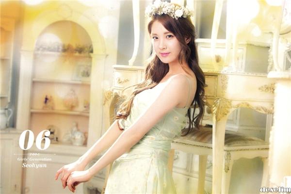 Sau hơn 10 năm hoạt động cuối cùng nàng út của SNSD cũng nối gót đàn chị Taeyeon và Tiffany,chính thức ra mắt với vai trò ca sĩ solo.