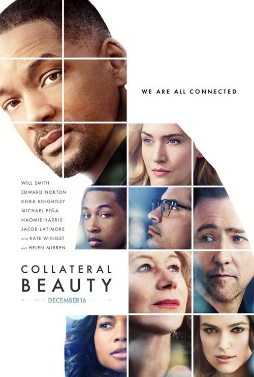 Khán giả có dịp tái ngộ cùng nam diễn viên Will Smithqua tác phẩm Collateral Beauty.