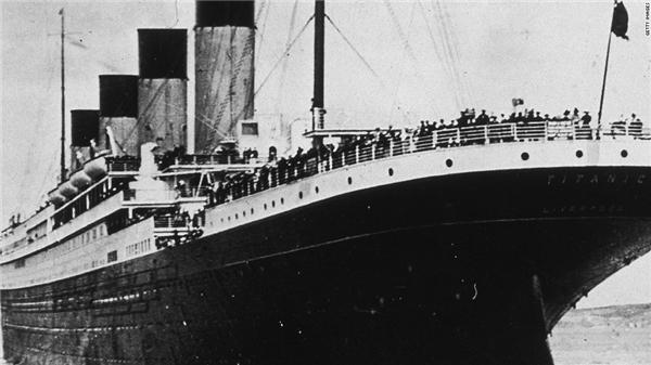 Phát hiện sốc: Titanic không hề bị đắm vì tảng băng trôi