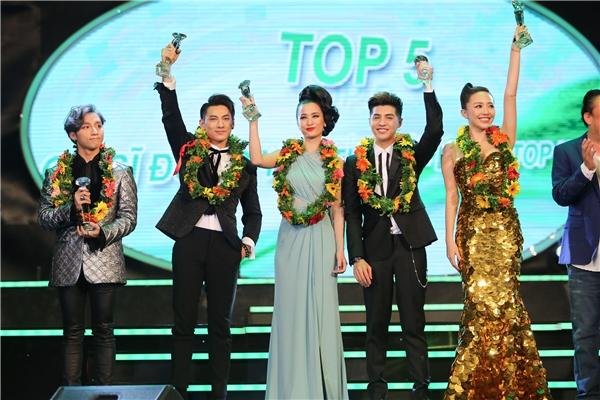 Các nghệ sĩ trong đêm trao giải mới đây. - Tin sao Viet - Tin tuc sao Viet - Scandal sao Viet - Tin tuc cua Sao - Tin cua Sao