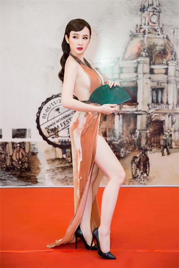Những vòng eo khiến khán giả giật mình của mỹ nhân Việt