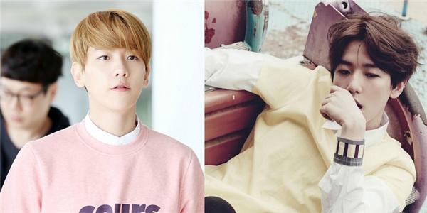 """Phải công nhận là vẻ ngoài """"cute lạc lối"""" chính là một trong những điểm hút fan của Baekhyun, tuy nhiên khi chuyển sang hình tượng trưởng thành và nam tính hơn, thần tượng khiến không ít fan nữ phải đổ gục."""