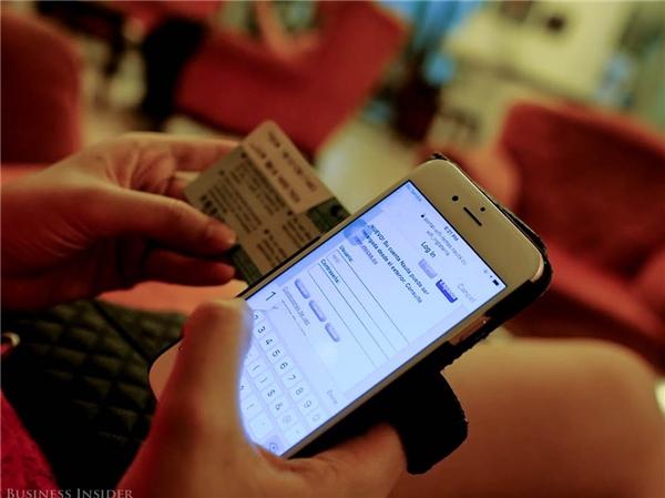 Đăng nhập để sử dụng wifi ở Cuba. (Ảnh: Business Insider)