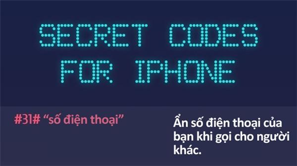 Những mã số bí mật của điện thoại có thể bạn chưa biết