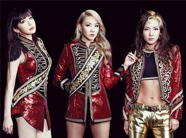 Dara, CL và Park Bom đã bí mật ra nước ngoài để quay MV cho ca khúc mới vào ngà 3/1 vừa qua.
