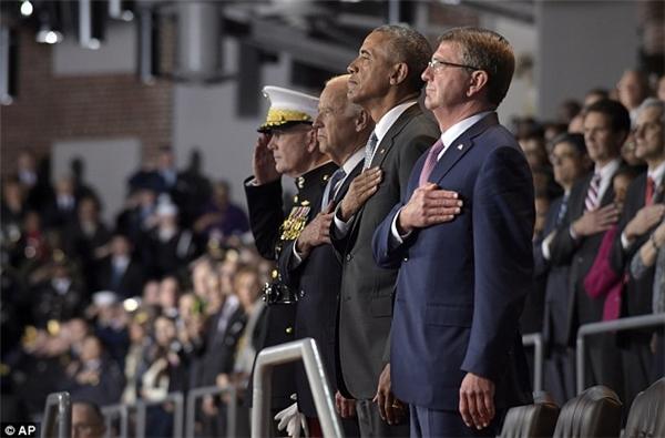 Obamasẽ rời Nhà Trắng vào ngày 20/01 tới.