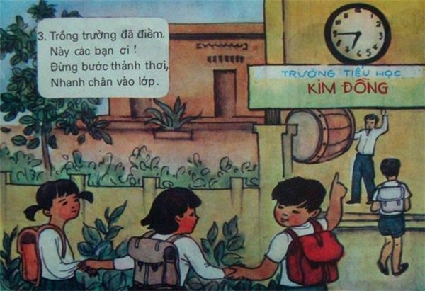 Bài học đầu tiên đó là bài học về sự đúng giờ và ý thức tự giác của mỗi bạn nhỏ.