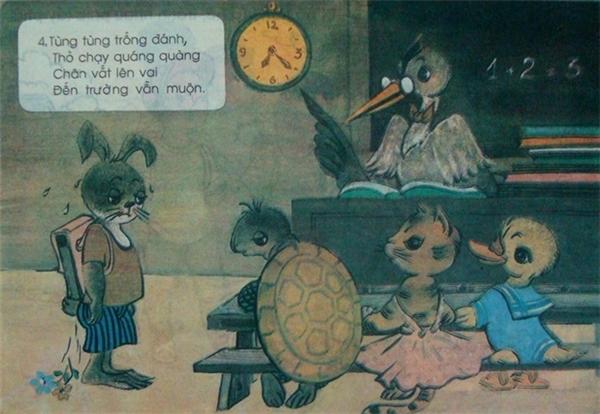 Câu chuyện ngụ ngôn nổi tiếng về Thỏ và Rùa mang đến cho các bạn nhỏ bài học về sự tập trung vào nhiệm vụ của mình.
