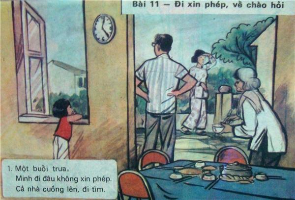 Dân 8X, 9X bồi hồi nhìn lại những bài học đạo đức đầu đời