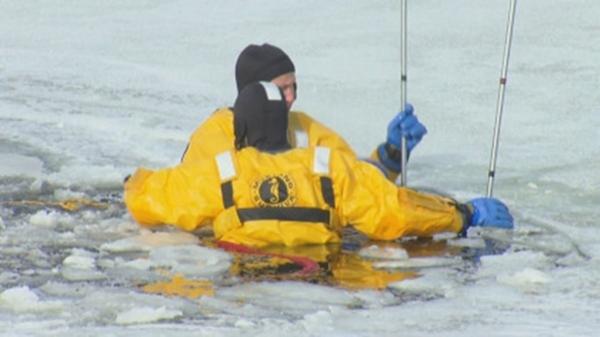 Các cơ quan chức năng ở Colorado đã nhanh chóng cử người đi tìm kiếm. Tuy nhiên, phải đến sáng thứ ba, ngày 3/1, nhờ một chú chó đặc nhiệm ngửi mùi, thợ lặn mới tìm thấy thi thể David trong ao nước đóng băng tại công viên gần nhà của cậu bé.