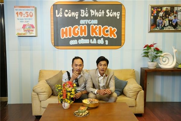 Dàn sao Việt hùng hậu cùng góp mặt trong sitcom Gia đình là số 1 - Tin sao Viet - Tin tuc sao Viet - Scandal sao Viet - Tin tuc cua Sao - Tin cua Sao