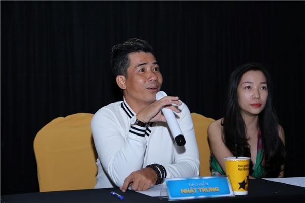 """Với tài năng cùng kinh nghiệm của mình, Nhật Trung hứa hẹn sẽ """"phù phép"""" cho bộ phim sitcom Gia Đình Là Số 1 đậm chất hài hước, vui nhộn. - Tin sao Viet - Tin tuc sao Viet - Scandal sao Viet - Tin tuc cua Sao - Tin cua Sao"""