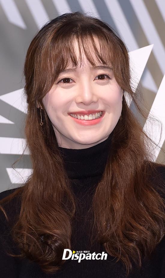 Nữ diễn viên xuất hiện vô cùng rạng rỡ và hạnh phúc.