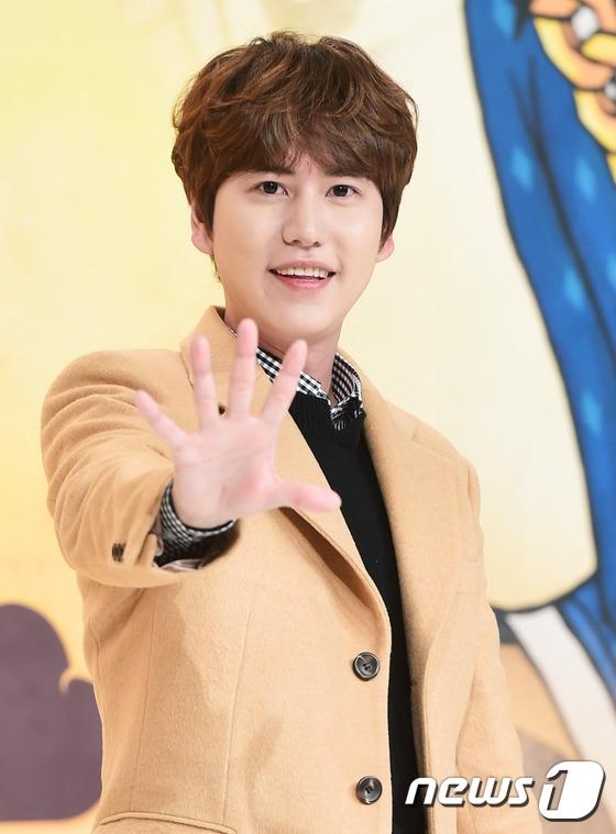 Tham gia sự kiện còn cóKyuhyun (Super Junior)...
