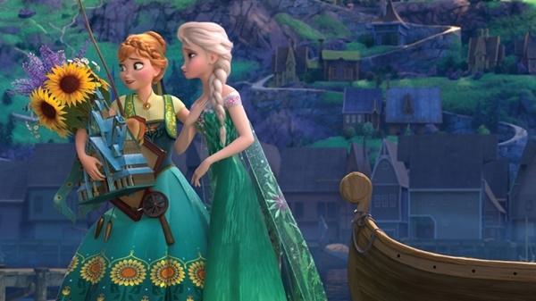 ...chính là em trai thất lạccủa Anna và Elsa trong Frozen.