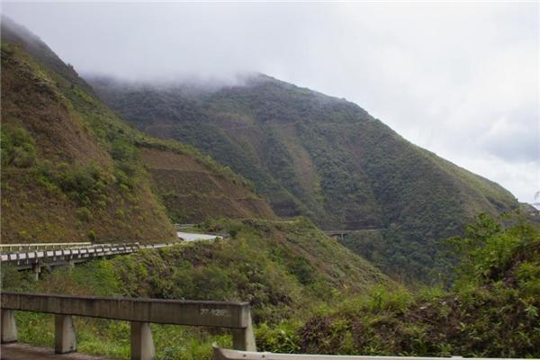 Cảgia đình đã bị buộc tội ăn cắp một chiếc xe hơi ở khu vực đồi núi của Caranavi. (Ảnh: Internet)
