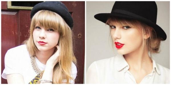 Ai mới đúng là Taylor Swift vậy nhỉ.