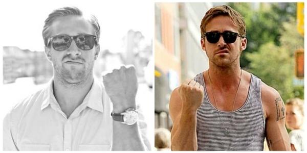 Ai là fan của La la land thì hãy tìmRyan Gosling đi nào.