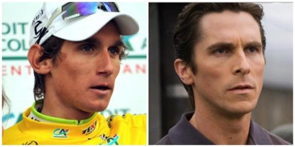 Điểm khác nhau duy nhất giữaChristian Bale và người đàn ông nàychắc chỉ có màu da.