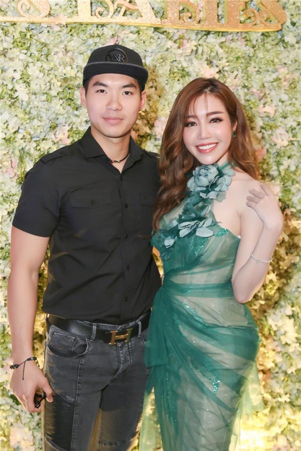 Trương Nam Thành và Ngọc Thuận