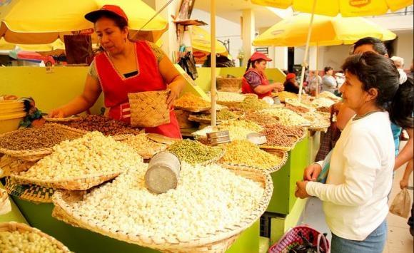 Hiến pháp Ecuador đảm bảo an toàn lương thực cho người dân.