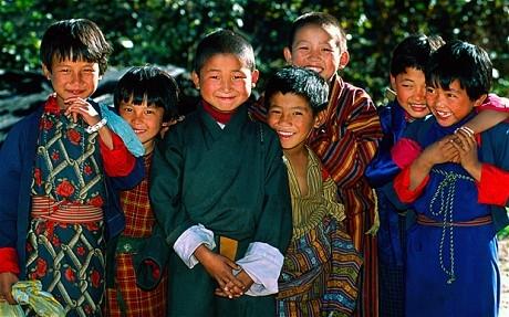 Sựthành công của đất nước Bhutan được đánh giáthông qua mức độ hạnh phúc của người dân thay vì GDP.