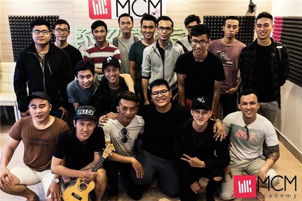Workshop chia sẻ về Music Production tháng 1 sắp lên sóng