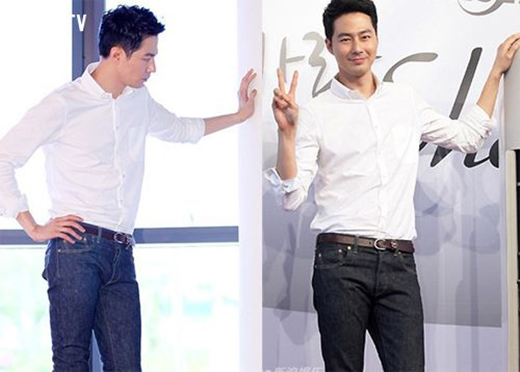 """Nếu như để In Sung nhìn thẳng vào mắt, có lẽ không ít cô gái """"vỡ tim"""" mất. (Ảnh: Internet)"""