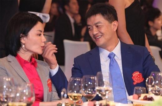 Hạnh phúc hôn nhân cùng Vương Phi trong suốt 8 năm.