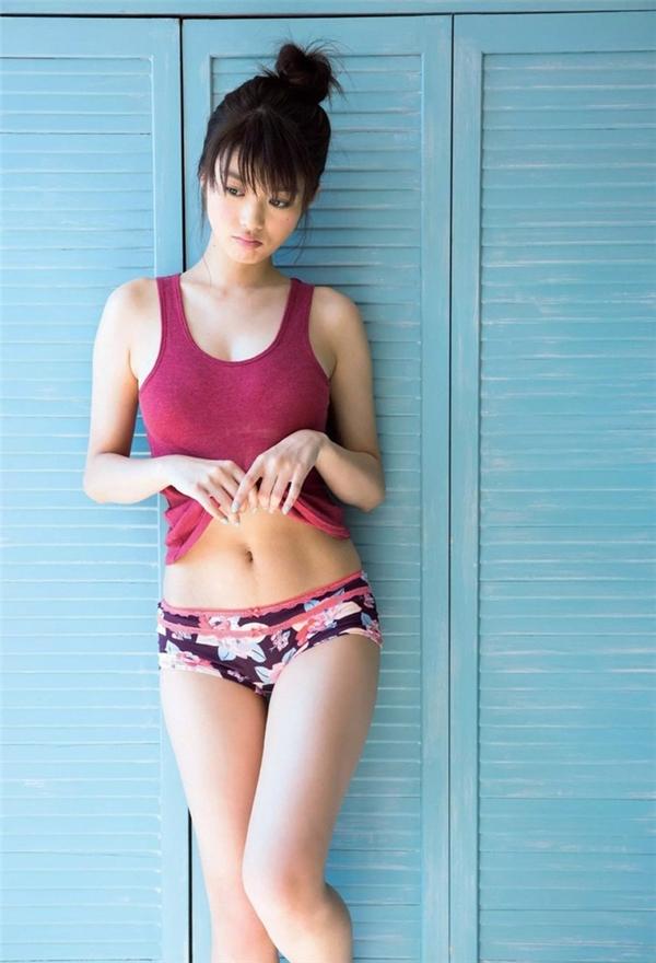Nữ hoàng phim siêu nhân của Nhật thường xuyên chia sẻ bí quyết giữ dáng trên trang cá nhân.