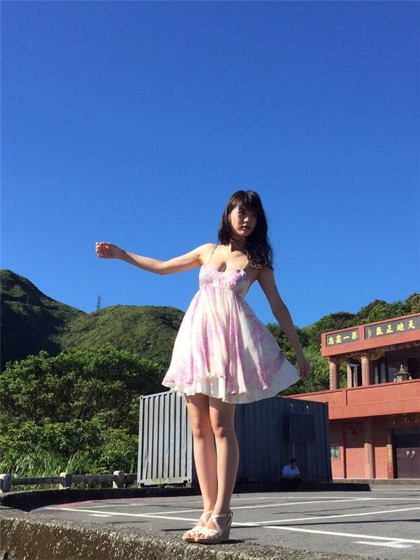 Vẻ gợi cảm chết người của nữ hoàng phim siêu nhân Nhật Bản