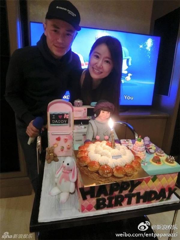 Trước đó không lâu, Lâm Tâm Như đã đăng ảnh ăn mừng sinh nhật Hoắc Kiến Hoa cùng anh, cũng làm dấy lên nhiều lời đồn đoán không hay.