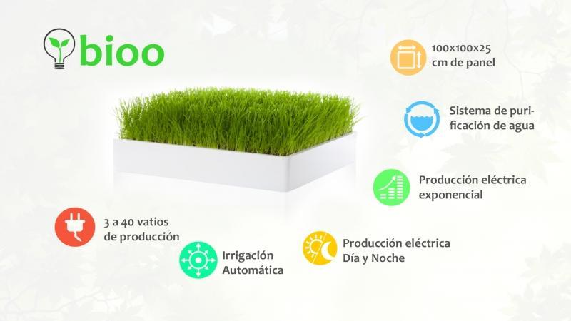 Chi tiết về nghiên cứu pin sinh học Bio sạc pin bằng cây xanh. (Ảnh: internet)