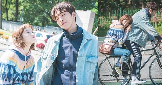 Cặp đôi được yêu mến bậc nhất màn ảnh Hàn Quốc trong thời gian vừa qua.