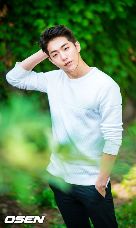 Nam Joo Hyuk sẽ trở thành vị thần nước trong bộ phim mới của đài tvN.