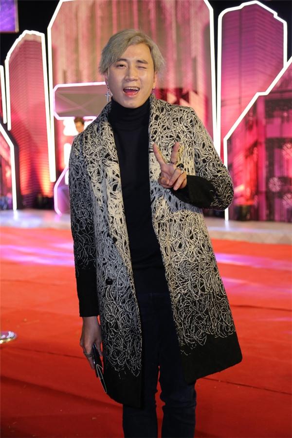Rapper Karik - Tin sao Viet - Tin tuc sao Viet - Scandal sao Viet - Tin tuc cua Sao - Tin cua Sao