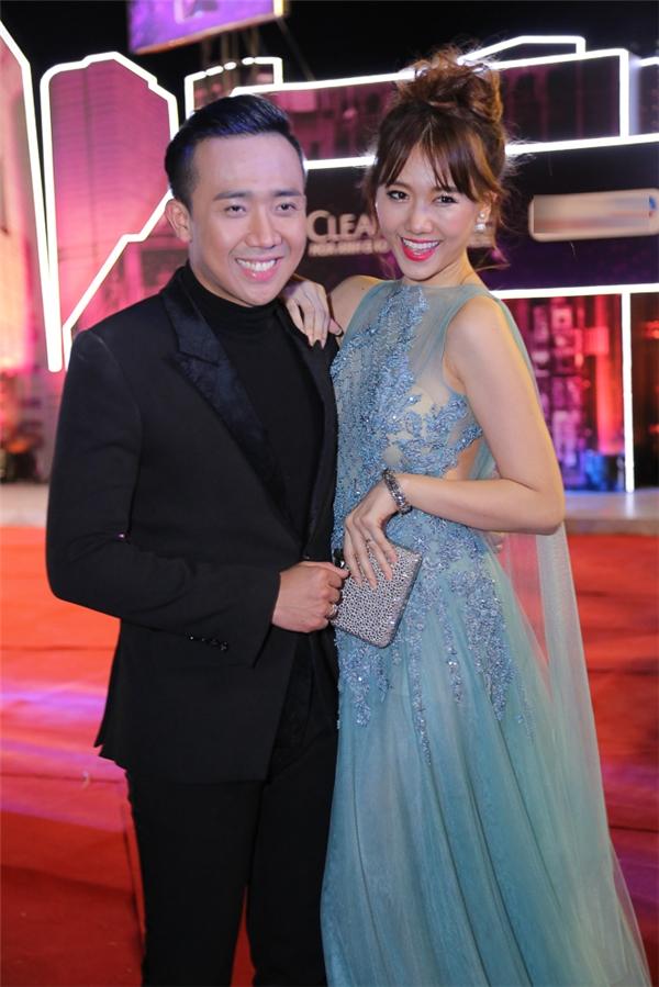 Vợ chồng Trấn Thành - Hari Won - Tin sao Viet - Tin tuc sao Viet - Scandal sao Viet - Tin tuc cua Sao - Tin cua Sao