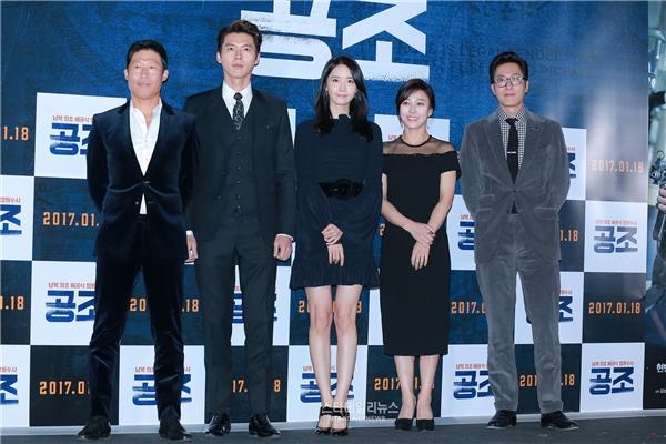 5 diễn viên chính trong phim