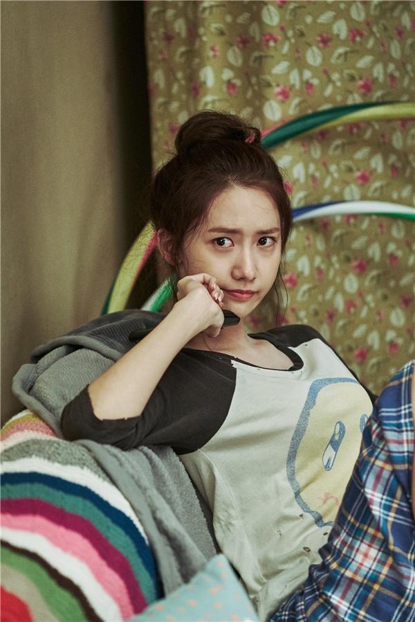 Tạo hình thú vị của Hyunbin và Yoona trong phim