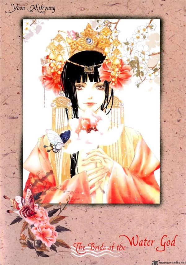 Truyện tranh Cô dâu của thủy thần
