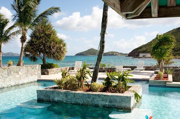 Một khung cảnh xanh mát trong lành dahf cho những du khách yêu thích sự yên tĩnh.