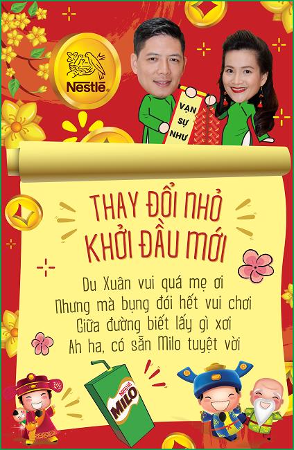 """Không dừng lại ở việc chia sẻ đơn thuần, Bình Minh còn """"minh hoạ"""" quyết tâm của mình bằng một bài thơ kèm với hình ảnh vui nhộn. - Tin sao Viet - Tin tuc sao Viet - Scandal sao Viet - Tin tuc cua Sao - Tin cua Sao"""