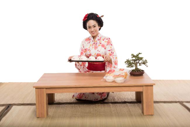 Bánh bao KIDO FOODS tinh tế, tỉ mỉ như chính tính cách người Nhật.