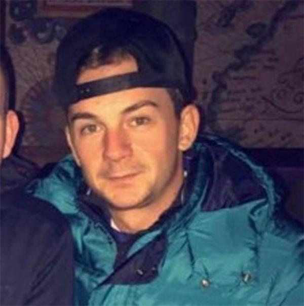 McMenamin từng tuyên bố trong một bài đăng trên Facebook rằng anh ta đã đến Leeds.(Ảnh: Facebook)