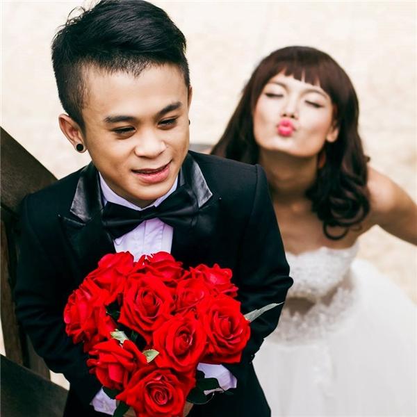 Đã có những bức hình cưới, cả hai vẫn quyết định chia tay.(Ảnh: Internet)