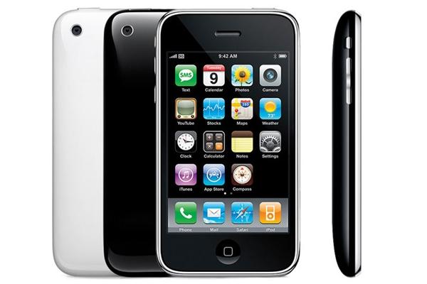 iPhone 3GS (8/6/2009). (Ảnh: internet)